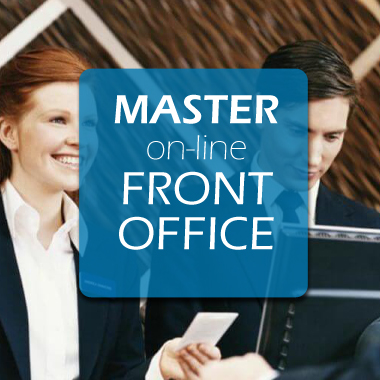 Master on-line in <br>Front Office<br>Management