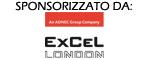 sponsorizzato da ExCeL London